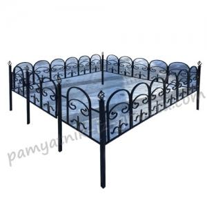 Ограда на могилу Арка